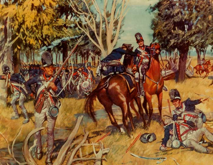 The First American Regiment, the Beginning of the US Army