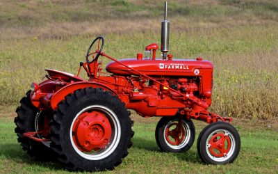 The Farmall Super A