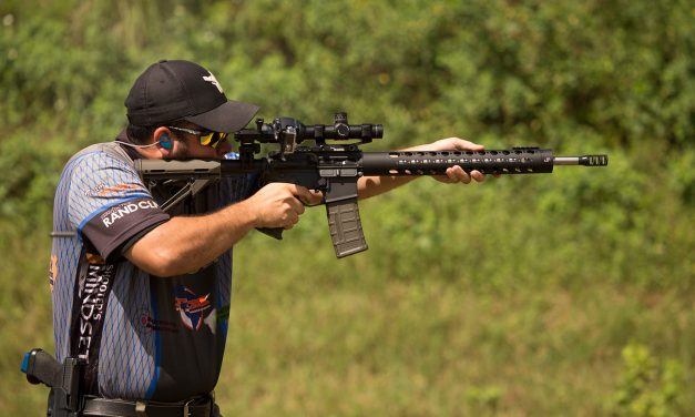 Dipping Your Toes In The Shooting Sports