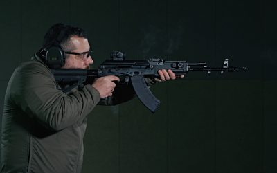 Russia Sells 750,000 New AK-203 Rifles
