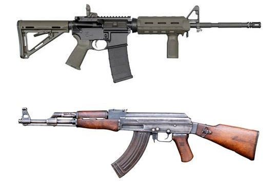 AK or AR-15 for Home Defense