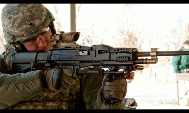 The US Army's New Rifle