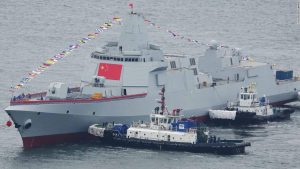 Chinese Type 055 Cruiser