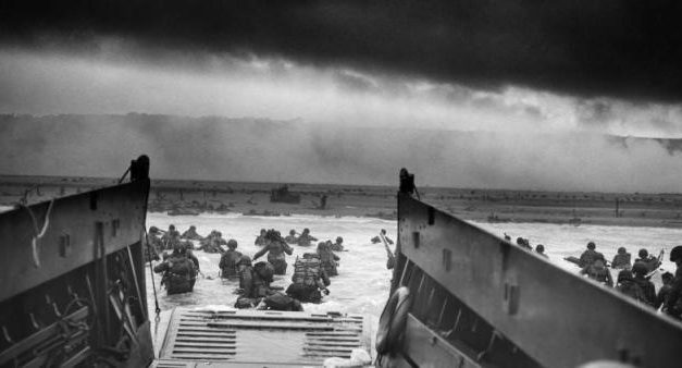 Today Marks the 75th Anniversary of D-Day, the Normandy Invasion